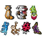 "Image of ""Clip over the Page"" Bookmark Fun Assortment"