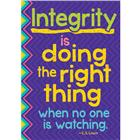 Image of Trend Integrity is Doing the Right Thing Poster
