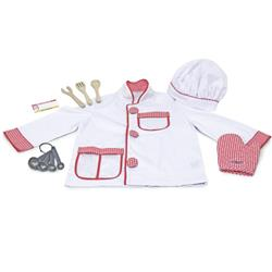 Melissa & Doug Chef Role Play Costume