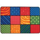 Image of Kids Value Rugs Patterns Play