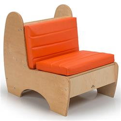 Whitney Brothers Contemporary Children's Reading Chair