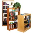 Image of Classic Maple Single-Faced Shelving