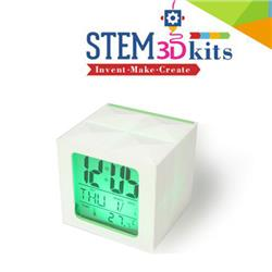 Afinia LED Digital Clock STEM Kits