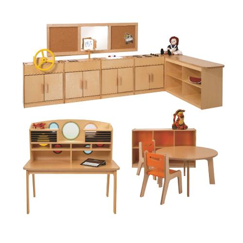 Whitney Plus Early Learning Furniture