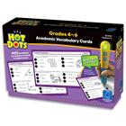 Image of Hot Dots Academic Vocabulary Card Set (For Ages 9-11)