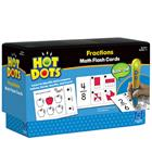 Image of Hot Dots Fractions Flash Cards (For Ages 6-8)