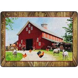 Photo-Fun™ See My Barn Animals Carpets