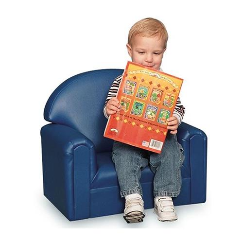 Brand New World Vinyl Upholstered Infant/Toddler Chair