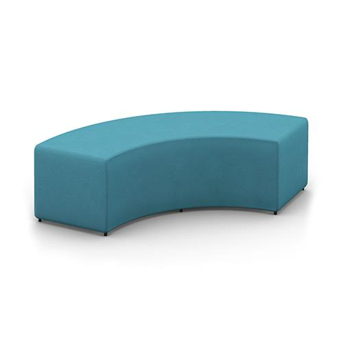 HPFI Flex Lounge 90° Arc Bench