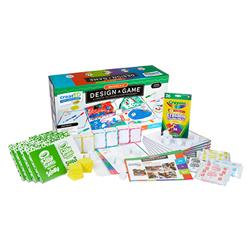 Crayola Design-a-Game Kits