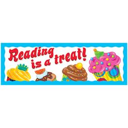 Reading Is A Treat!  The Bake Shop™ Bookmarks