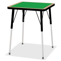 Jonti-Craft Adjustable Height Building Tables