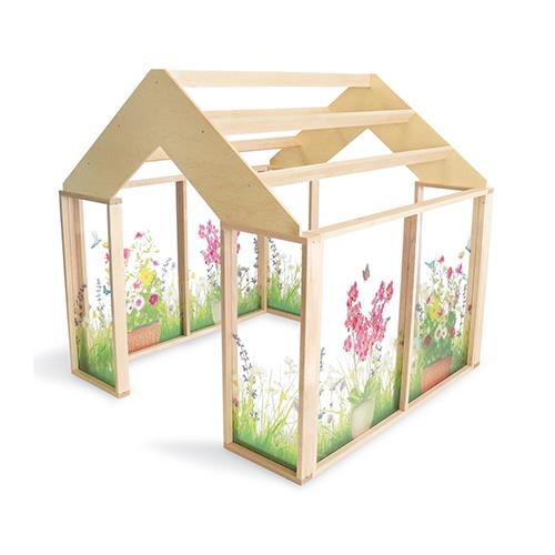 Whitney Brothers Nature View Play Greenhouse