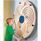 Image of Gressco HABA Large Ball Labyrinth Wall Activity