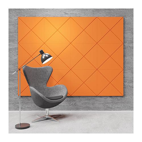 Hush Acoustics Etch A  Acoustic Wall Panels