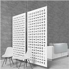 Image of Hush Acoustics Bean Acoustic Hanging Divider Panel