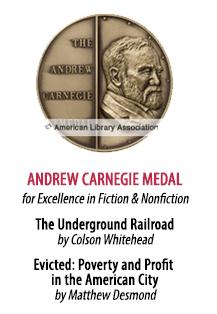 2017 Andrew Carnegie Medal Winner