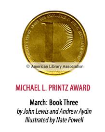 2017 Michael L. Printz Award Winner