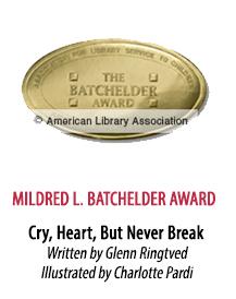 2017 Mildred L. Batchelder Award Winner