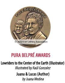 2017 Pura Belpre Award Winners