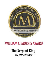 2017 William C. Morris Award Winner