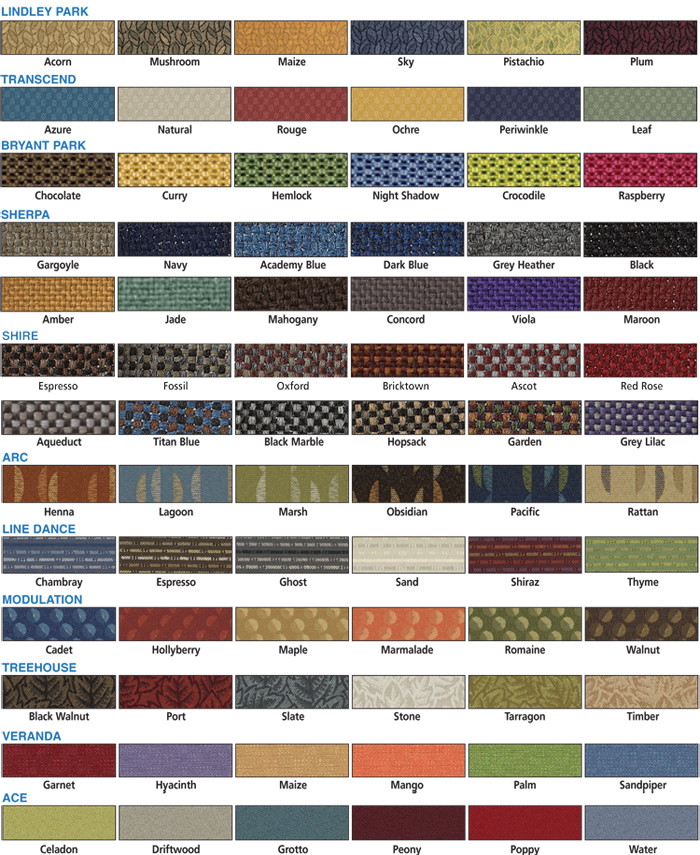 Fabric Color