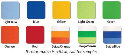 Wesco Soft-Seat-Color