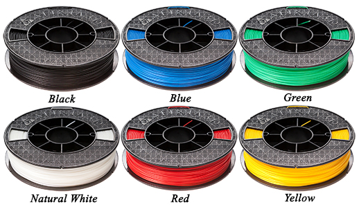 Afinia 3D Filament Premium ABS Color