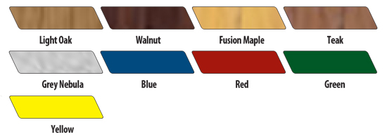 Allied Stations Colors
