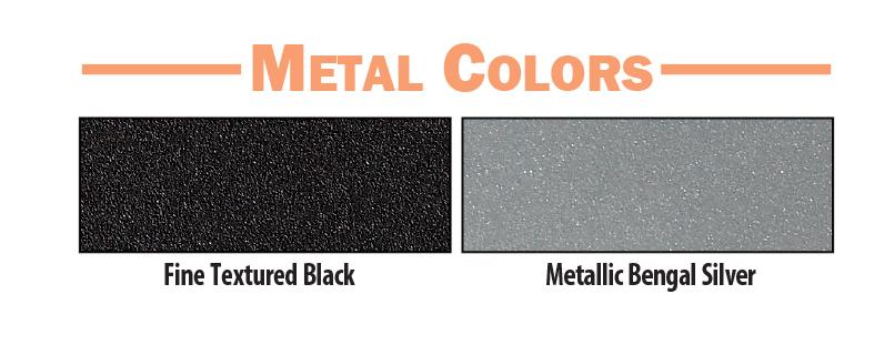Brodart Activity Furniture Metal Leg Color