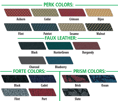 HPFI Fabric Color