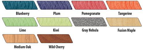 MityBilt Laminate Color