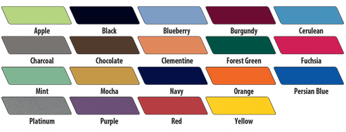 Smith System Panel Color