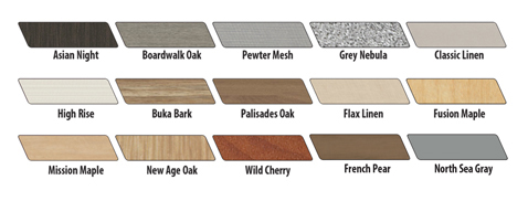 Smith System Laminate Color 2015