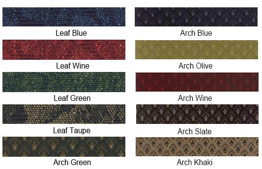 Wooden Mallet Designer Fabric