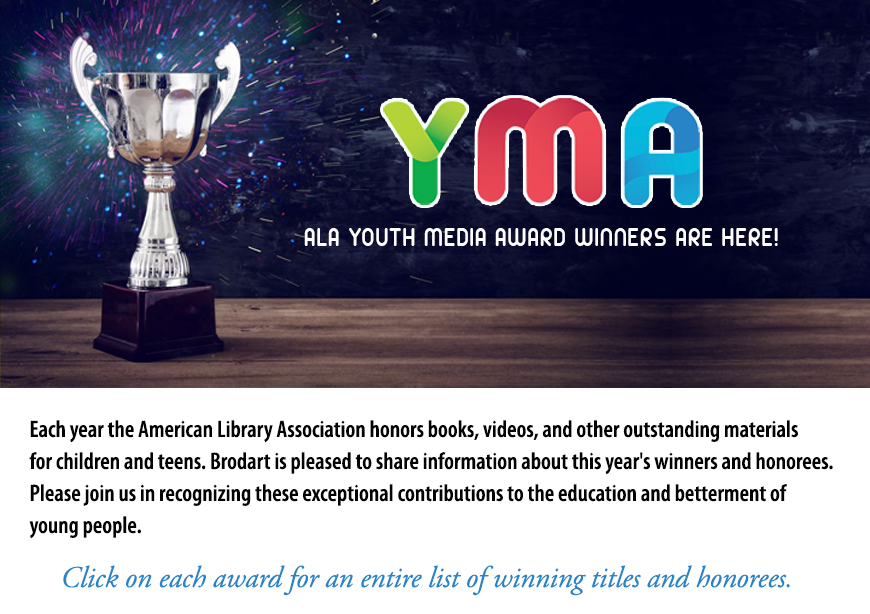 ALA Youth Media Awards Available Now!