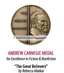 2019 Andrew Carnegie Medal Winner
