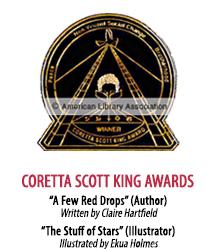2019 Coretta Scott King Award Winners
