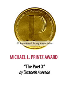 2019 Michael L. Printz Award Winner