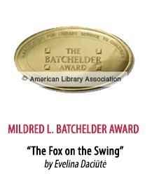 2019 Mildred L. Batchelder Award Winner