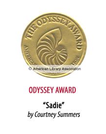 2019 Odyssey Award Winner