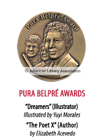 2019 Pura Belpre Award Winners