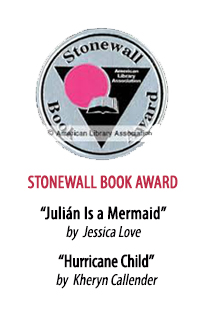 2019 Stonewall Book Award Winner