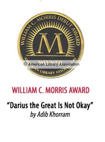 2019 William C. Morris Award Winner