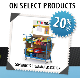 Copernicus STEM Maker Station
