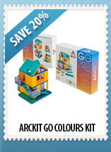 Arckit Go Colours Kit
