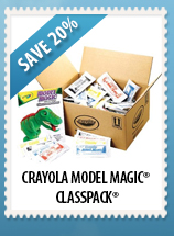 Crayola Model Magic® Classpack®
