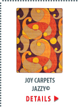 Joy Carpets - Jazzy