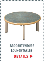 Brodart Endure Lounge Tables