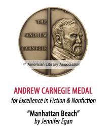 2018 Andrew Carnegie Medal Winner